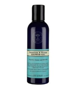 Neal's Yard Remedies Body Care Geranium & Orange Shower Gel 200ml
