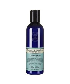 Neal's Yard Rosemary and Elderflower Shower Gel 200ml