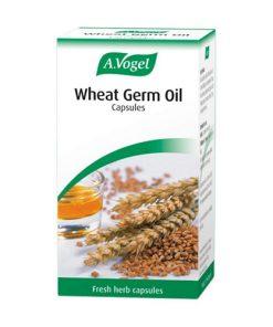 A Vogel Wheat Germ Oil 120 Capsules