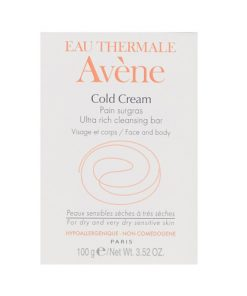 Avene Ultra Rich Soap-Free Cleansing Bar 100g