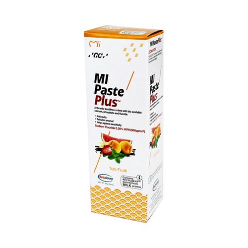 GC Mi Paste Plus Tutti-Frutti 40g