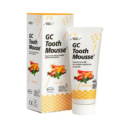 GC Tooth Mousse Tutti Frutti 40g